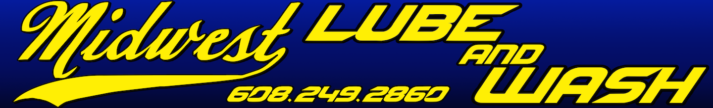 Midwest Lube and Wash Logo